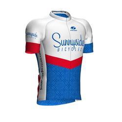 Voler Sunnyside RWB Short Sleeve Jersey