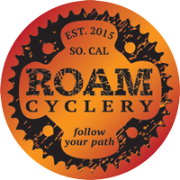 Roam Cyclery Logo
