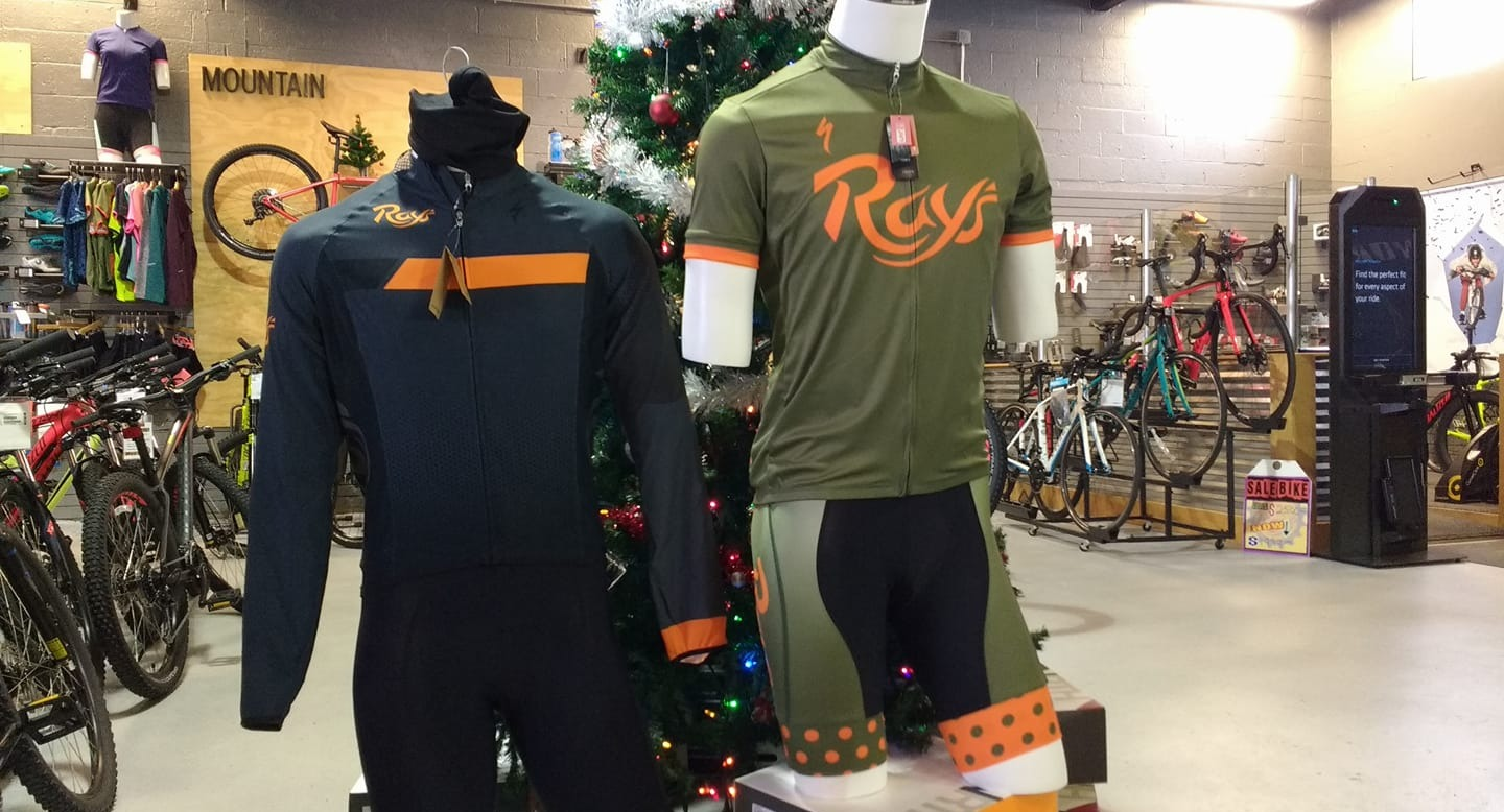 Ray's Bike Shop Gear