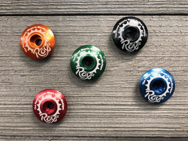 Ray's Gear | Kustom Headset Caps