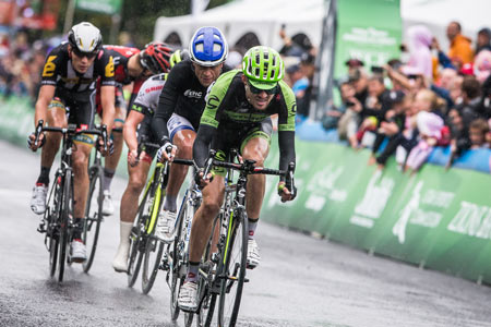 The SuperSix Evo is the choice of Liquigas-Cannondale.