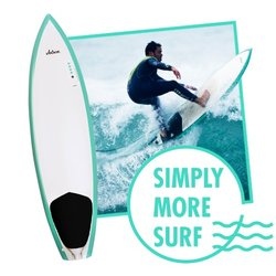 Jetson Jetson 8' Wahoo Paddle Assist Surfboard
