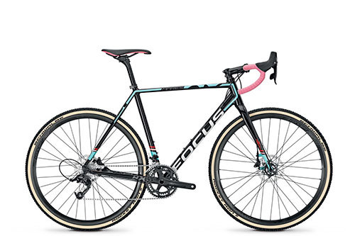 Focus Mares AX Disc Apex (SRAM)