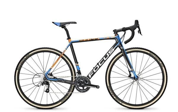 Focus Mares CX Disc Rival (SRAM)