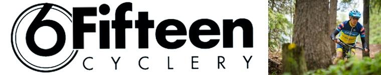 6Fifteen Cyclery Logo