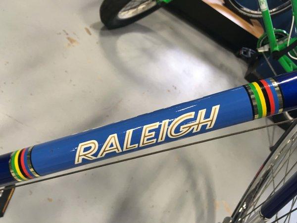 2nd Round Bikes RALEIGH GRAND PRIX MIXTE