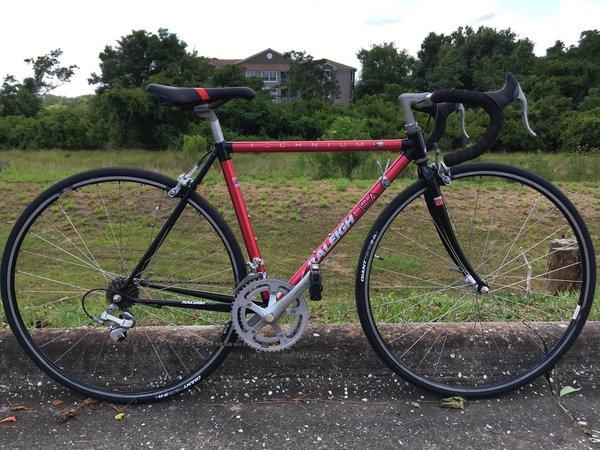 2nd Round Bikes RALEIGH TECHNIUM PRO