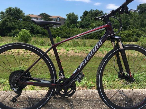 2nd Round Bikes Specialized Crosstrail Elite Carbon