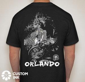 Full Circle Cycle T-Shirt Full Circle Cycle