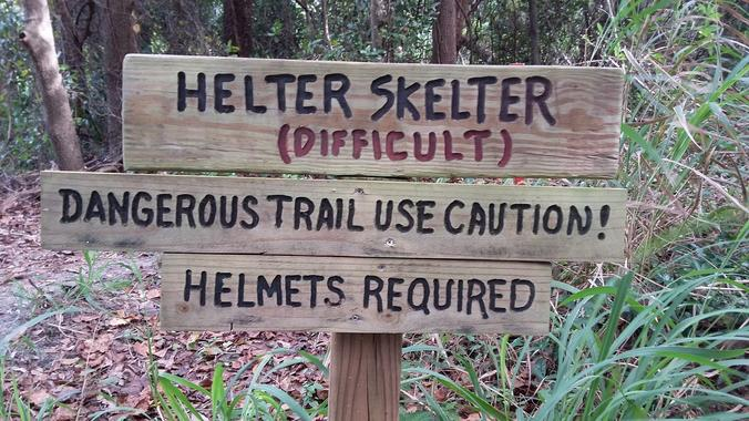 Helter Skelter | Mount Dora MTB Trails
