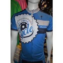 Full Circle Cycle Jersey FCC Classic Club