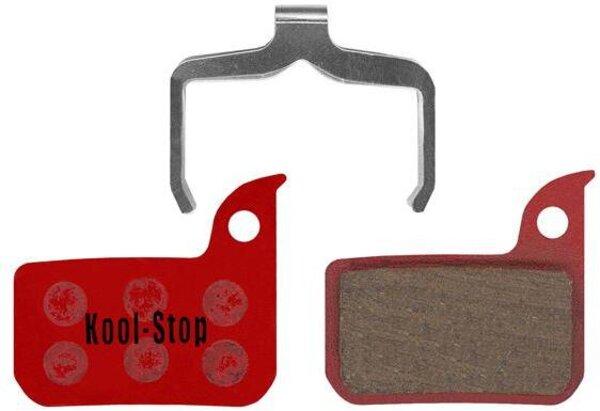 Kool-Stop Kool-Stop AVID SRAM RED Road Disc Brake Pads (w/spring)