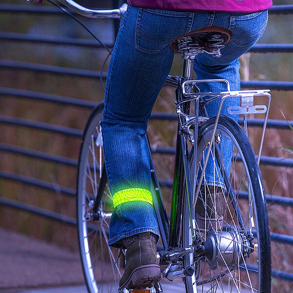 Nite Ize SlapLit Rechargeable LED Leg/Arm Band Slap Wrap