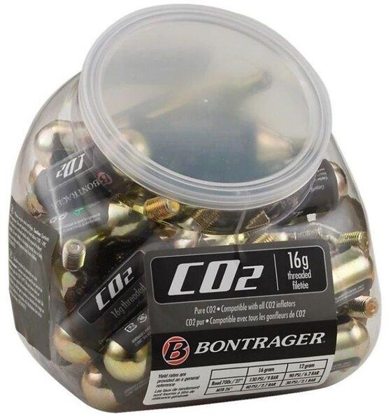 Bontrager CO2 Threaded Cartridge (16g)