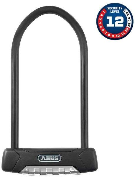 ABUS Granit Plus 470 U-Lock (9-inch, EZ-KF bracket)