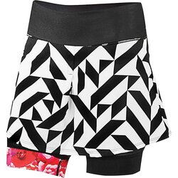 Shebeest Fender Skort Kelo Bloom
