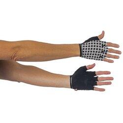 Shebeest Dog's Tooth Short Finger Gloves
