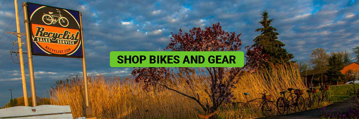 Shop Bikes and Gear