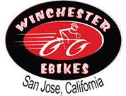 Winchester eBikes @ Winchester Auto Parts Logo