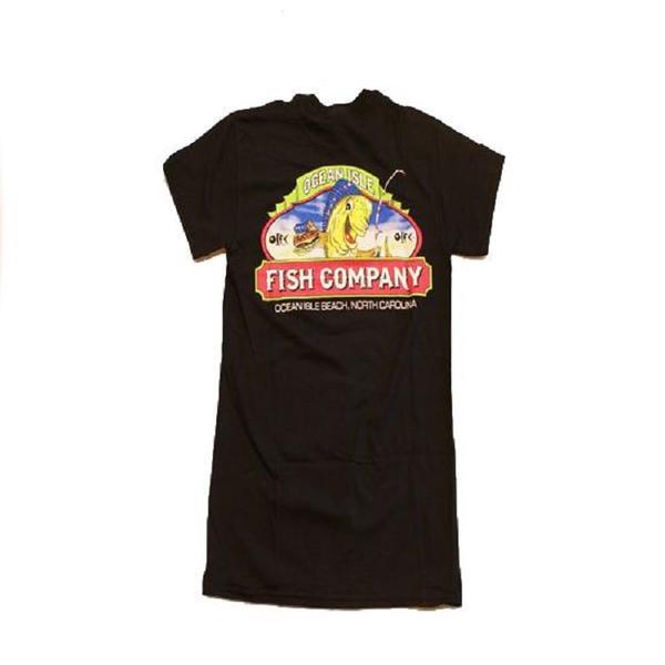 OIFC Ocean Isle Fish Company T-Shirt