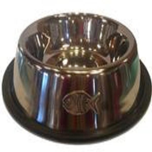 OIFC Custom Bonefish Dog Bowl