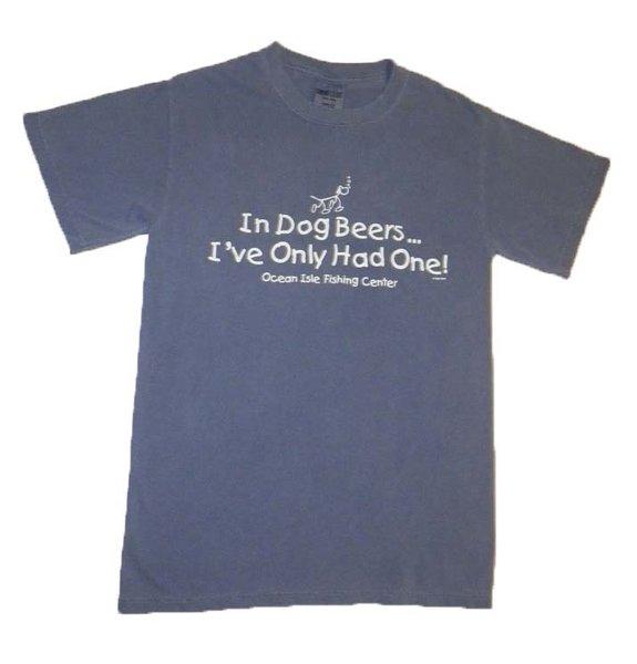 OIFC In Dog Beers...