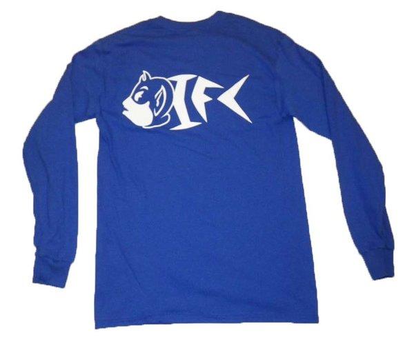 OIFC OIFC Bonefish/Devil Royal Blue LS