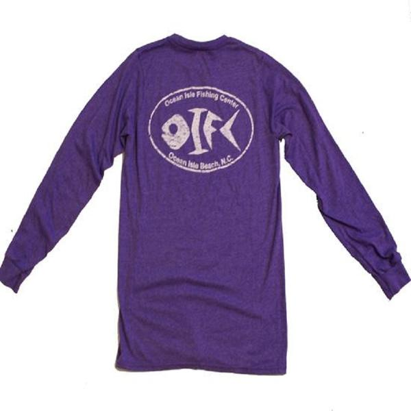 OIFC Custom Bonefish Ringspun Long Sleeve