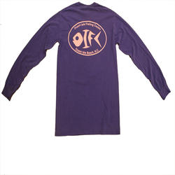 OIFC Custom Bonefish Comfort Colors Long Sleeve