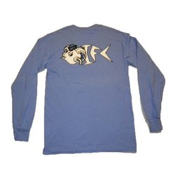 OIFC OIFC Bonefish/Ram Light Blue LS