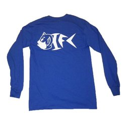OIFC OIFC Bonefish/Devil Royal Blue LS