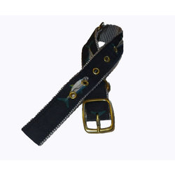 Leatherman Mackerel Dog Collar