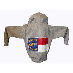 OIFC Custom NC Flag Youth Hoodie