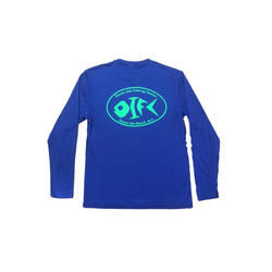 OIFC Custom Bonefish Sportek Long Sleeve