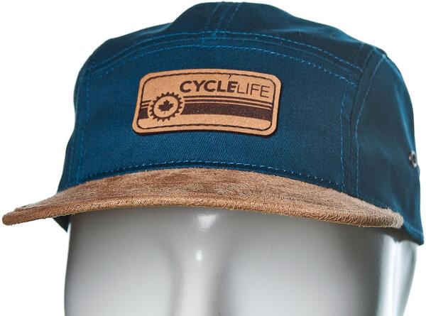 Cycle Life Signature Camper Flatbrim Cap