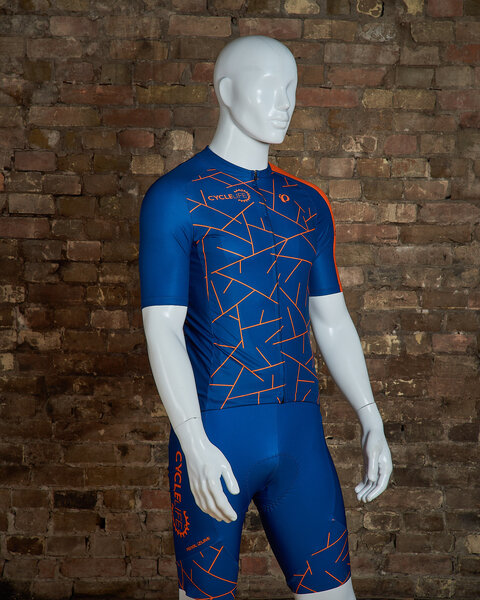 Cycle Life Cycle Life Interval Jersey by Pearl Izumi