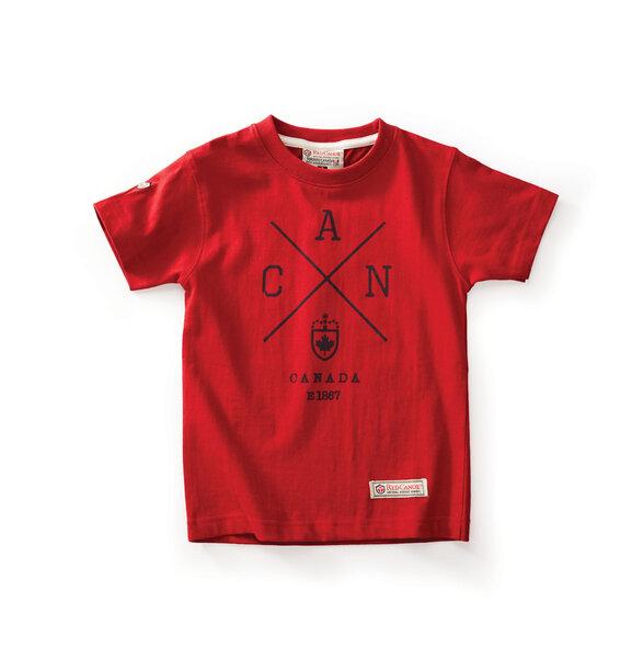 Red Canoe Children's T-Shirt