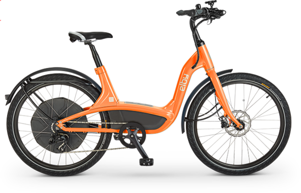 Elby Mobility S1 9-Speed