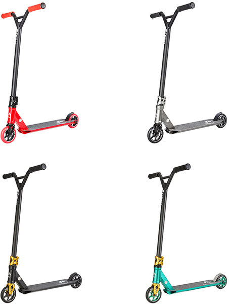 Chilli Pro Scooter C5 Pro Scooter - GRN