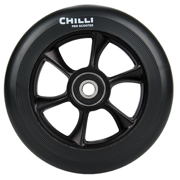 Chilli Pro Scooter Chilli Turbo Wheel Black