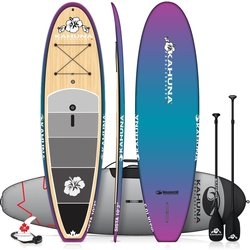 Kahuna Paddleboards Warrior Sista Bamboo Zen