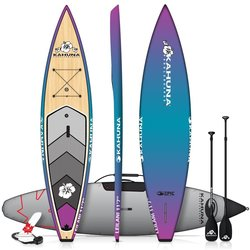 Kahuna Paddleboards Epic Leilani Bamboo Zen