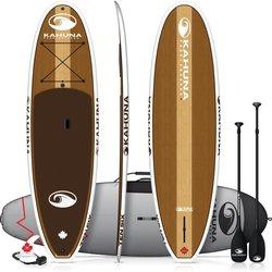 Kahuna Paddleboards Epic Classic Woody