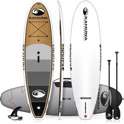 Kahuna Paddleboards Warrior Big Bamboo
