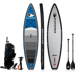 Kahuna Paddleboards Rental iSUP Touring Lite Braddah