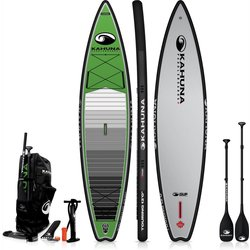Kahuna Paddleboards iSUP - Touring Adventure