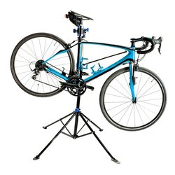 Cycle Life Repair Stand With Magnetic Tool Tray