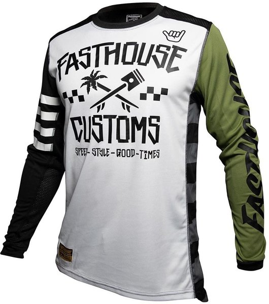 Fasthouse Hawk L1 Jersey Youth