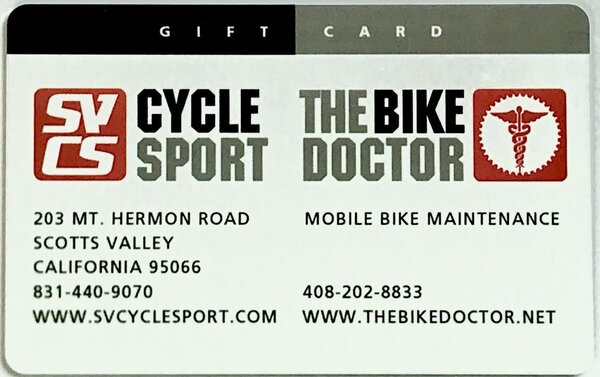 SVCS Apparel Gift Card