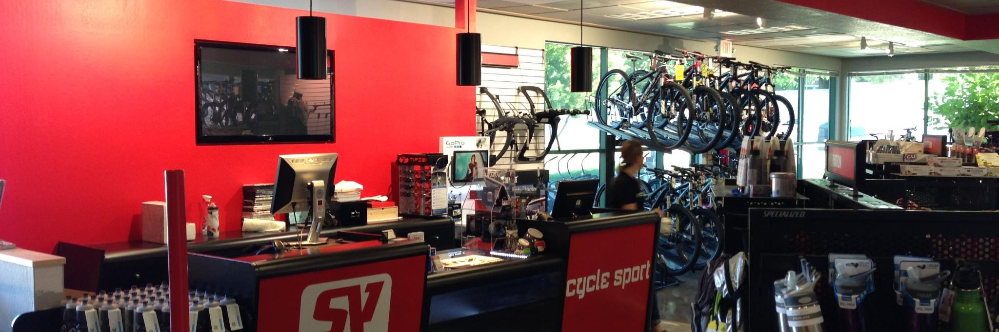 Inside SV Cycle Sport